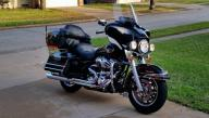 2008 Harley- Ultra Classic With Financing