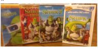 Shrek DVD Set