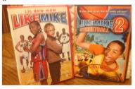 Like Mike DVDS