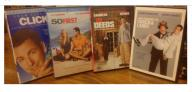 Adam Sandler DVDS
