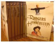 Rodgers &Hammerstein DVD Collection