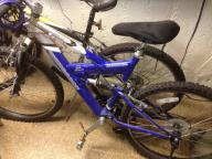 24 speed Mongoose mountain bike