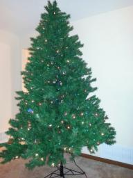 t ft Christmas Tree