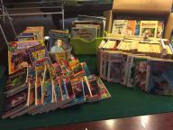 Elementary Level Classroom Books