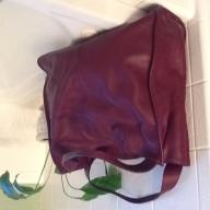Gianni Chiarini large Burgandy Leather handbag 15