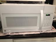 kenmore built in microwave