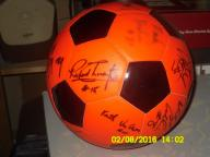 Signed Soccer Ball