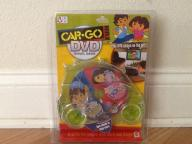 Kids Car Travel DVD game Dora Explorer & Diego