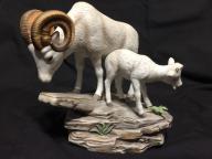 Porcelain Mountain Ram