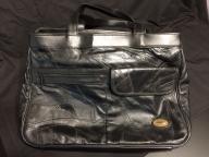 Leather Attache'
