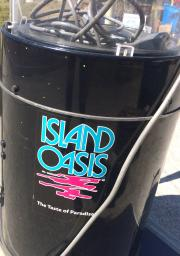 island Oasis, Frozen Drink Machine