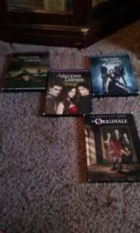 TV SERIES VAMPIRE DDAIRS/TRUE BLOOD/TWILIGHT SPIRES NEED TO SALE