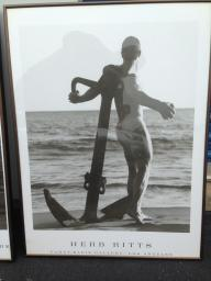 Herb Ritts Framed Prints