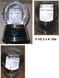 Snow Water Globe add a photo. New