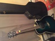Yamaha Guitar and Case