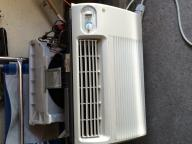 GE window air conditioner 220v