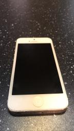 White iphone 5 32gb Unlocked for any carrier