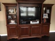 Bassett Entertainment Center