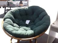 Papsian Chair in green