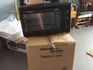 Toaster Oven--Hamilton Beach Brand
