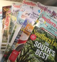 Southern Living Magazine Jan 2018-Dec 2018