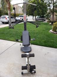 Cross Bow Exercise Equipment