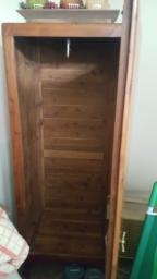 Cedar Cabinet