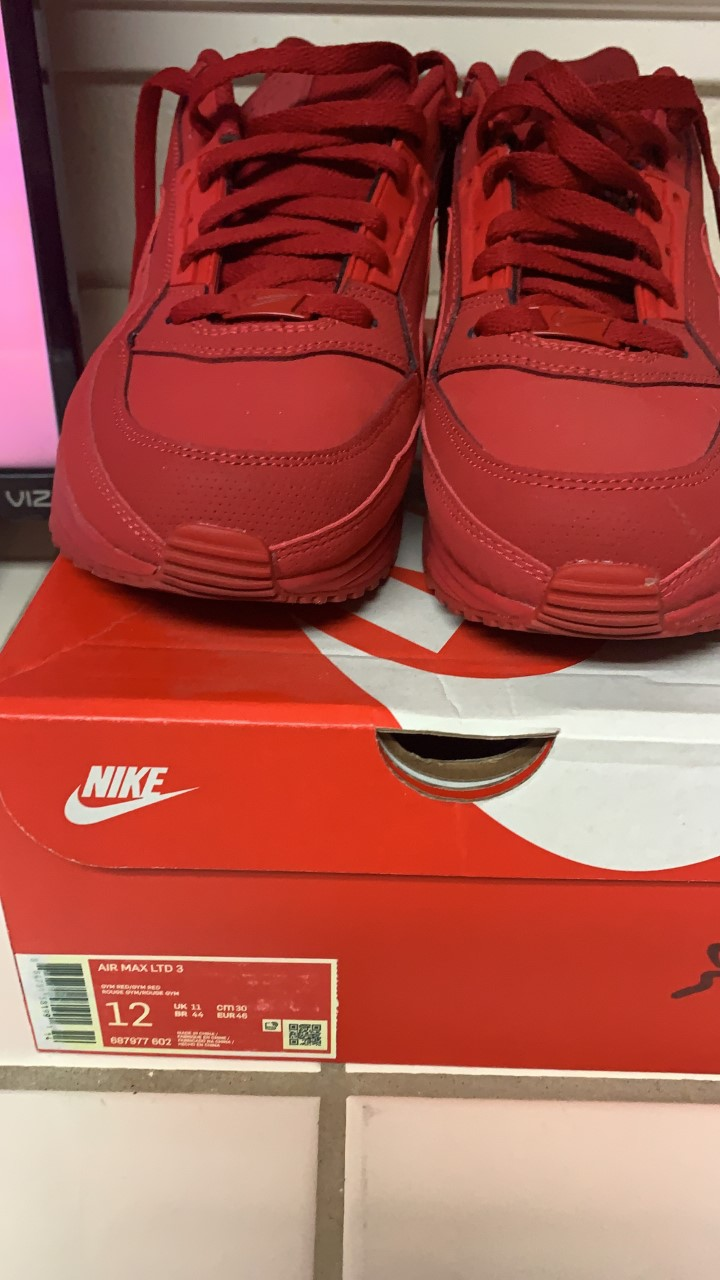 Size 12 Nike Air Maxes
