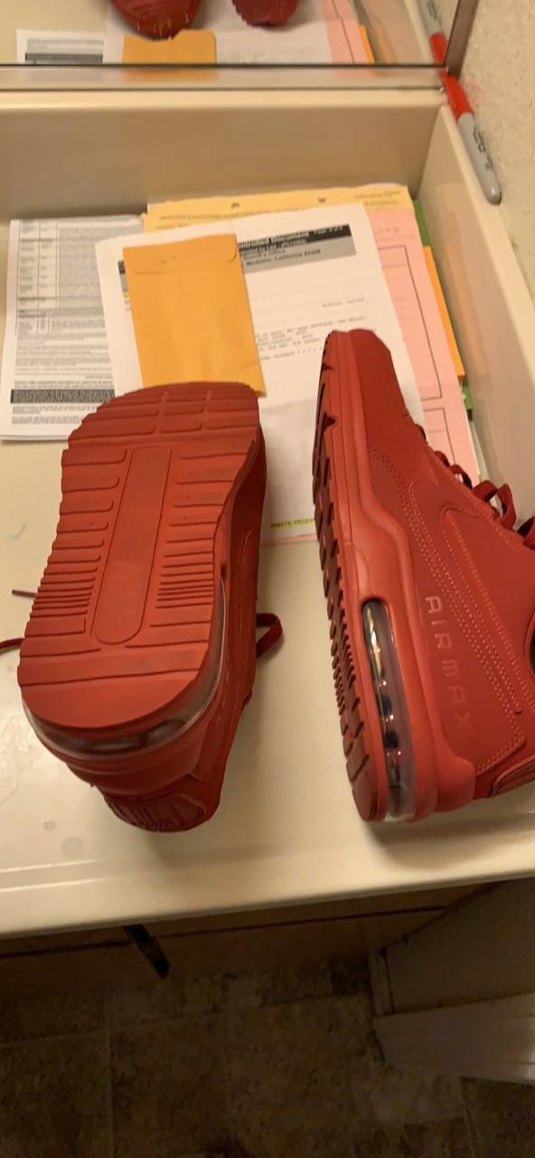 Size 12 Nike Air Maxes