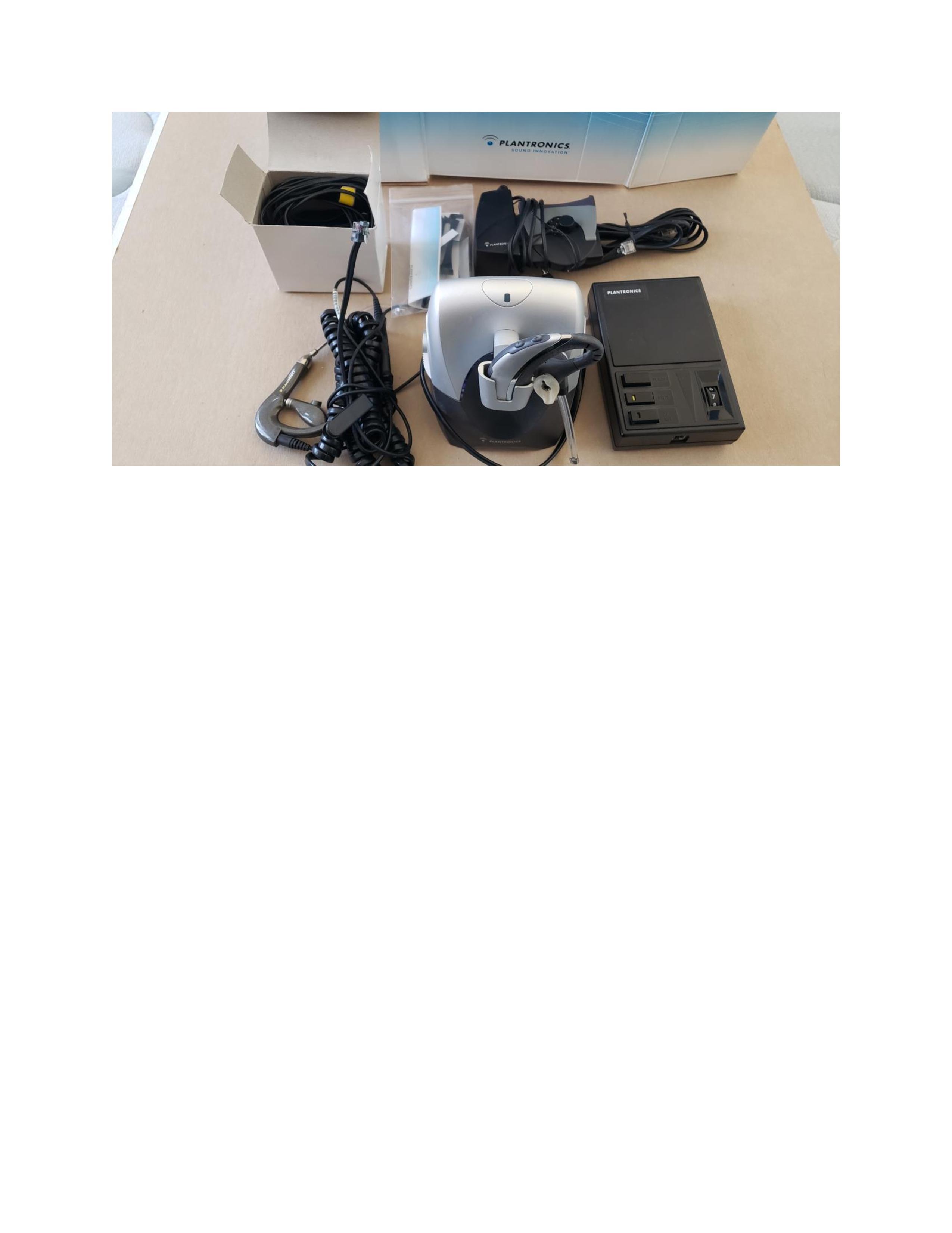 Plantronics Headset(s) & Accessories