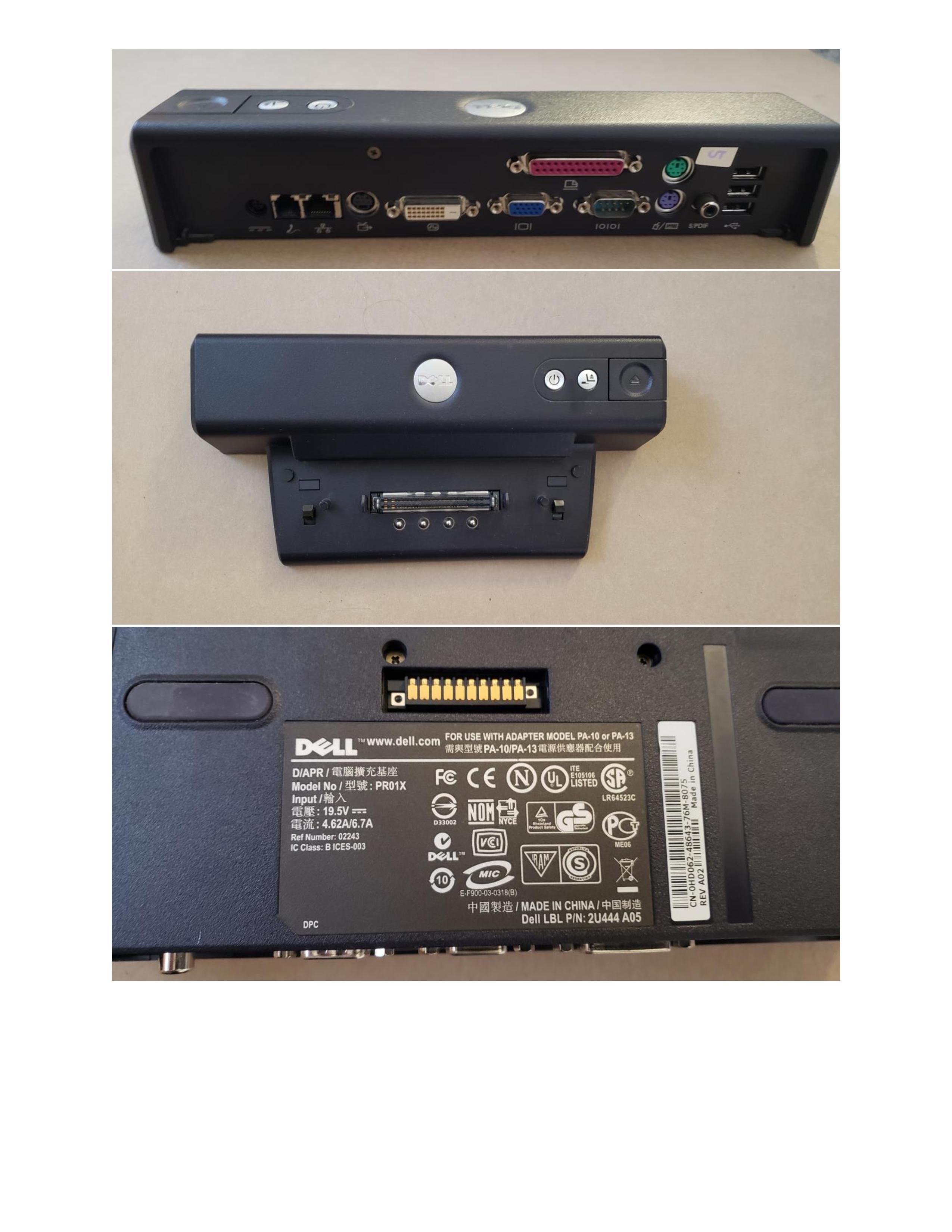 Dell Port Replicator
