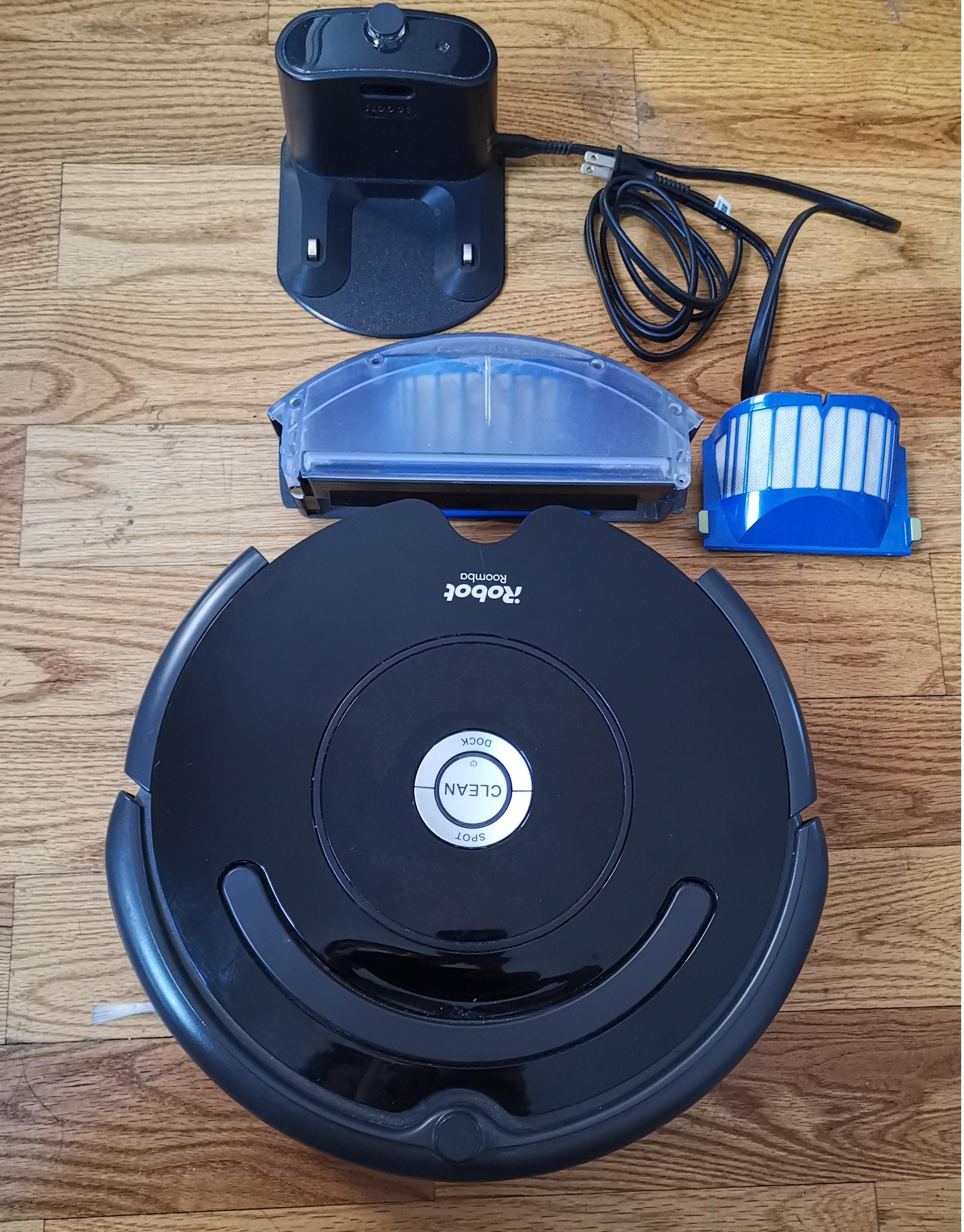 iRobot Roomba 675 Wi-Fi Connected Vacuum Cleaner
