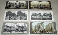1906 San Francisco Earth Quake Stereoviewer Cards